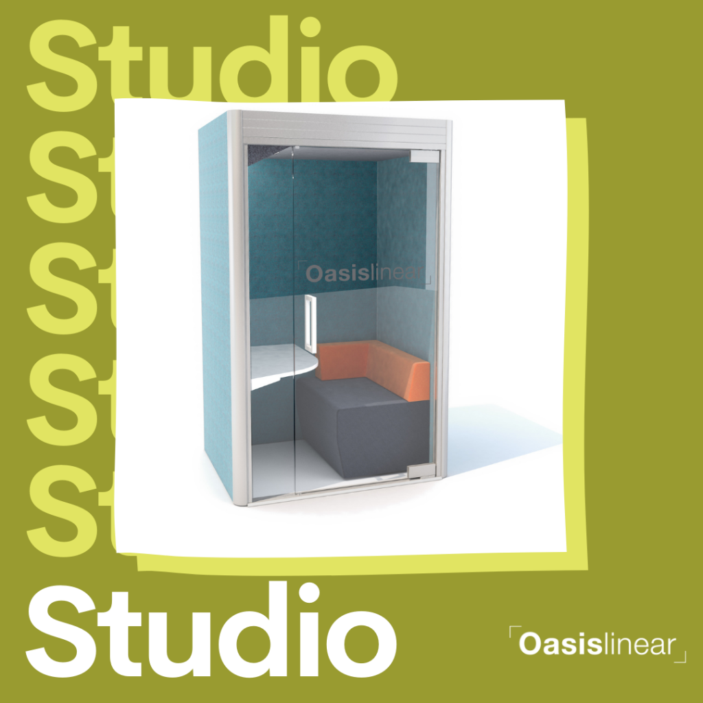 Oasis Linear Studio Video Call Booth
