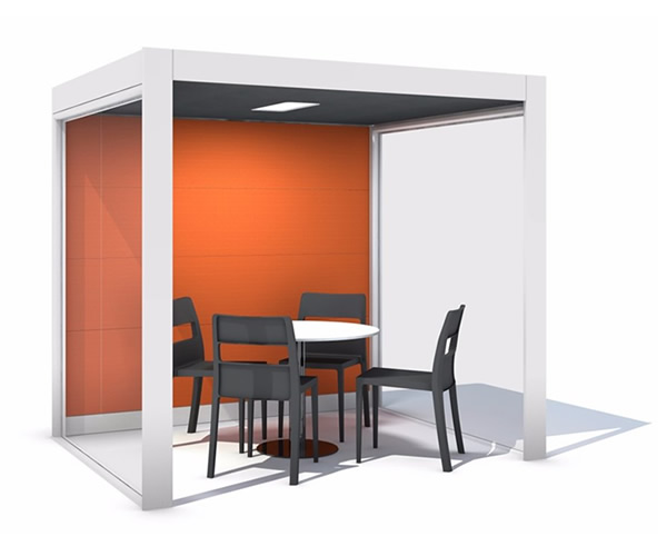 office privacy booth